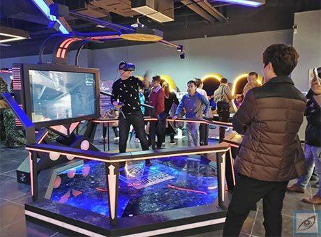 Jinyun VR Experience Hall
