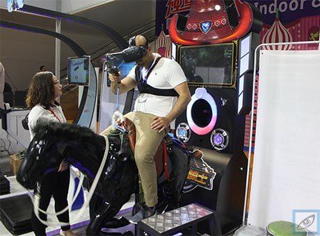 VR&AR Asia Expo