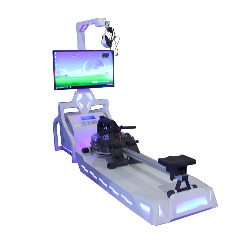 New interesting 9D VR boating drifting exercise machine
