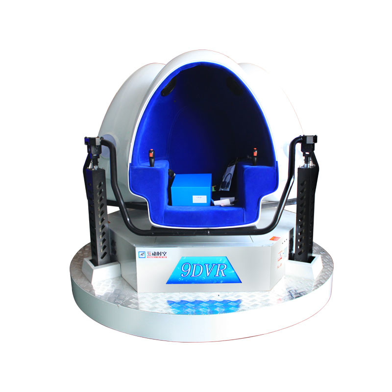 three seats capsule cabin together vr simulator games machine XDY-03