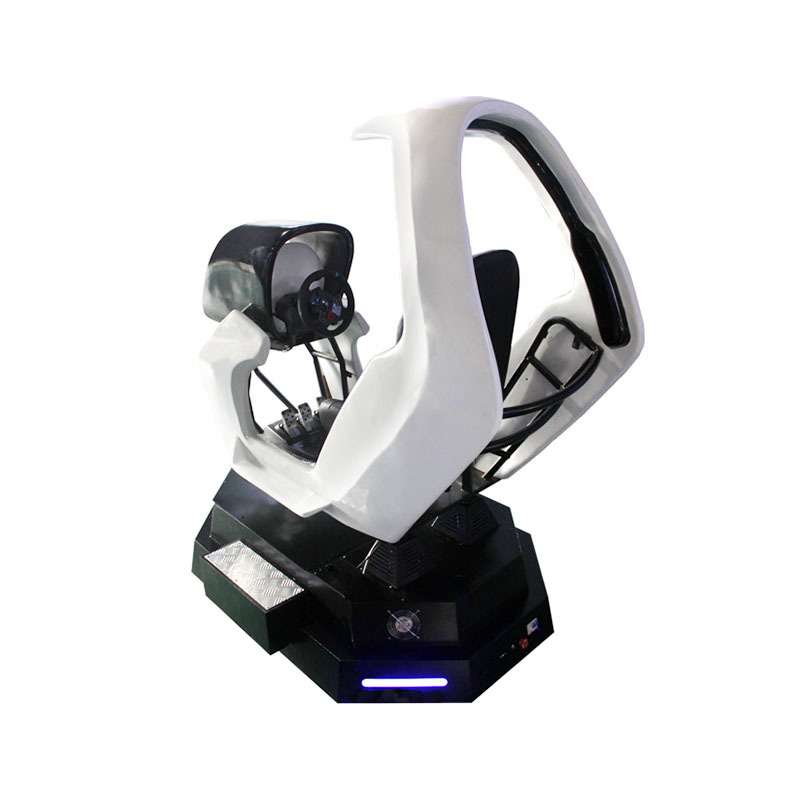 shopping mall 4dof motion platform VR real feel car racing simulator XSC-06