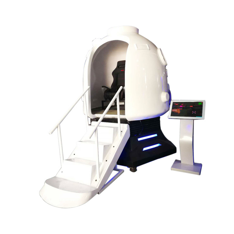Science And Tech Museum Space VR Capsule Simulator Xtc-02