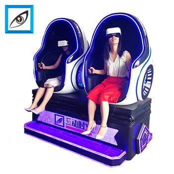 Guangzhou Xuan Jing Digital newest version 9D cinema egg chair VR simulator