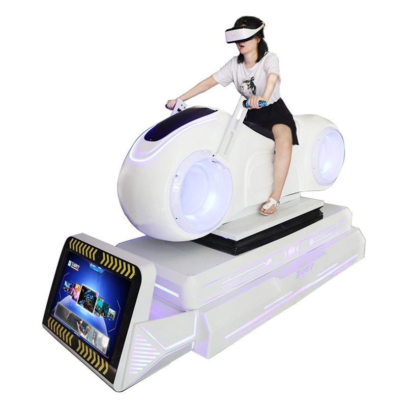 VR motorcycle racing Simulator For VR Theme Park