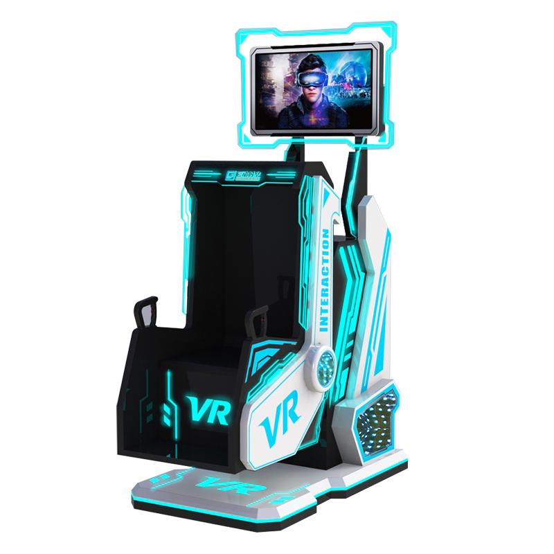Virtual Reality Movies 360 Degrees Flight Simulator VR Rotational Chair Xxz-06